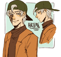 Artime? More like Swag time by BayneezOne