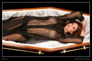 Whats in your coffin? by LillyLeeModel