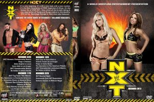 WWE NXT December 2013 DVD Cover by Chirantha