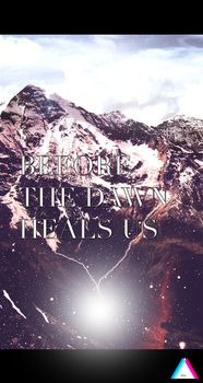 Before the dawn heals us by KaBooZ