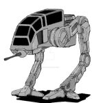 Imperial Light AT-PT by Fooled-Trooper