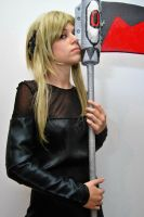 Maka with Soul by LittleRikku91