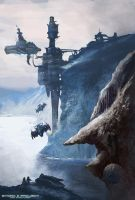Nothern Outpost. Spy by serg4d