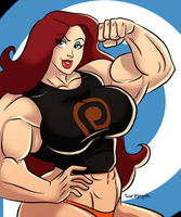 Candy on Patreon by Odie1049