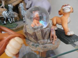 Lion King Mini Globe by OliveTree2
