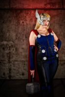 Asgardian Heiress by ArtfulAnarchy