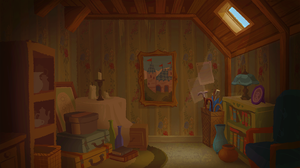 Attic 2 by AnnieJang