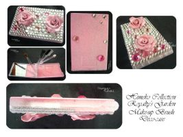 RG Deco Make-Brush Case by onyxheartache