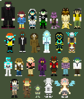 8bit by Lametopher