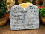 The Ten Commandments by JesusFreak-4Ever