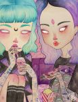 Pizza Party by l0ll3