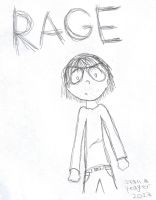 Rage by yeagerspace
