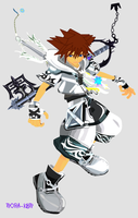Sora Final Form by mora-KBM