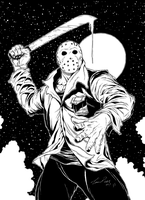 JASON inked! by TimRees