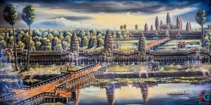 Cambodia by sacso