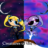 Creatures of the Night by PowerpuffBaylee