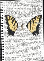 Paramore - Brand new eyes by BAnaNa-VaMpiRE