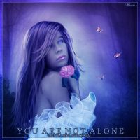 You Are Not Alone by Vandyla