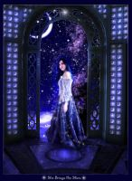 She Brings the Stars by CrystallineEssence