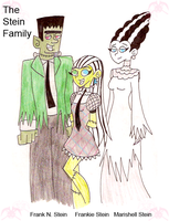 MH: The Stein Family by KPenDragon