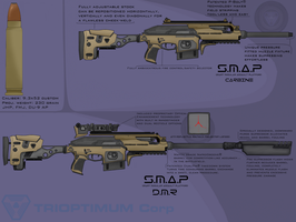 S.M.A.P Smart Modular Assault Platform by Spatzik