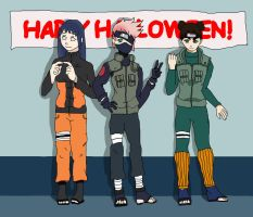 Naruto Halloween Contest Entry by Thepiedsniper