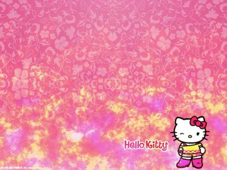 Hello...Kitty by Miya93