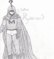 Who Is Mysterion? by myalltimelow098