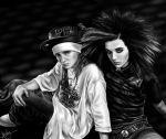 The Kaulitz Brothers by KinderCollective
