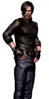 Debug Leon S.Kennedy Render by RenegadeOperative