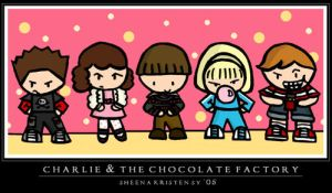 Charlie and the Choco Factory by cippow25