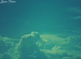 Clouds III by betaprincess