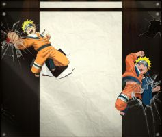 Naruto Free YouTube Background by Silverlake159