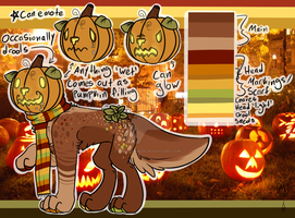 October Creature Exchange for Woods-of-Lynn by MonsterMeds