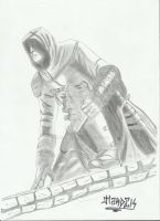Assassin's Creed Altair by hardik9
