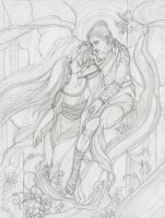 Angelic Lovers WIP 3 by AngelaSasser