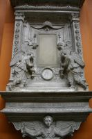 Ornate Monument - Frame by FoxStox