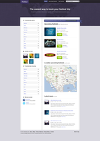 festicket home page by LeMex