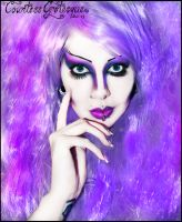 I am my hair by Countess-Grotesque