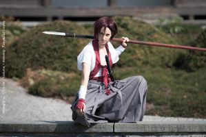 Sanosuke Harada - Want to fight? by RomaiLee