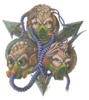 Deathguard Icon by freakforge