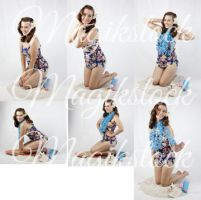 Hawaii exclusive set 3 by magikstock