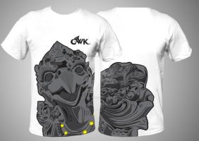 GWK T-shirt by r4prolutions