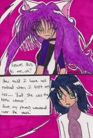 Ronku knows the truth by rumiko18