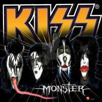 KISS MonsterHead by medek1