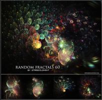 Random Fractals 60 By Starscoldnight by StarsColdNight