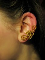 ear cuff by oasiaris