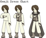 Kenji: Clothes Chart by PoP-Chronicles