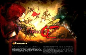 About Redhood in Oz 05 Series by ZAQUARD