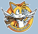 Mobius Air Force by Tchukart